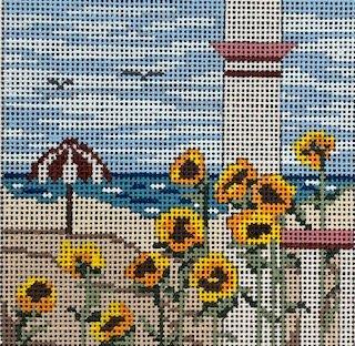 Sunflower Beach