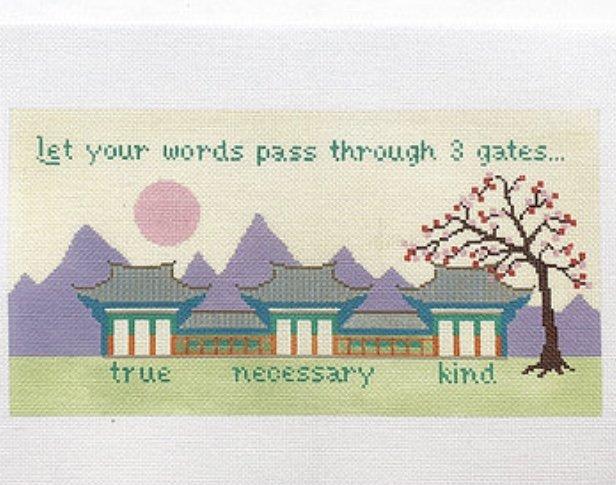 Words...3 Gates
