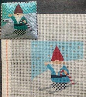 Aspen Gnome with Stitch Guide