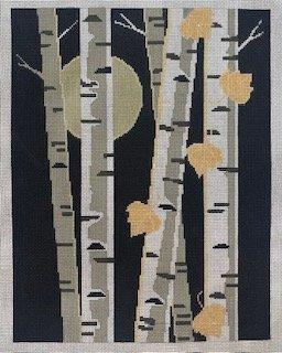 Moonlight Birch