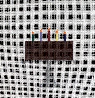 Birthday Cake Round