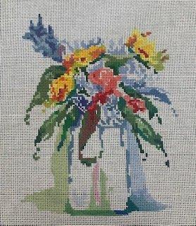 Watercolor Floral #1