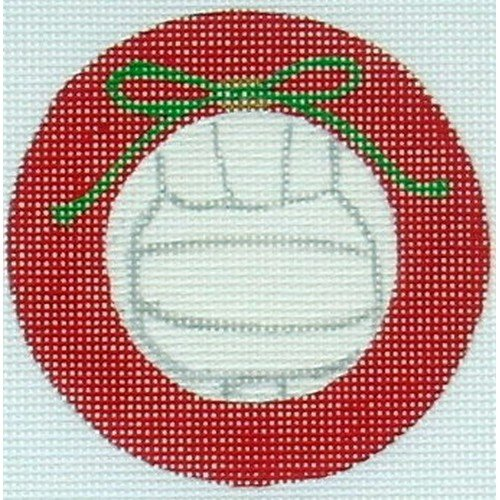 Volleyball Ornament *