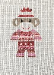 Nordic PJ's Sock Monkey