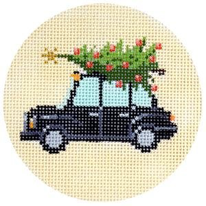 Christmas in London - Taxi
