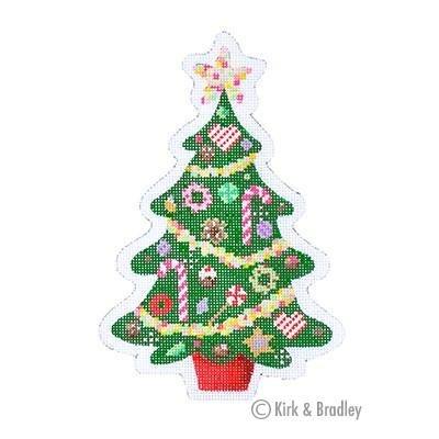Christmas Candy Tree