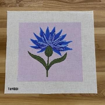 Corn Flower Pillow