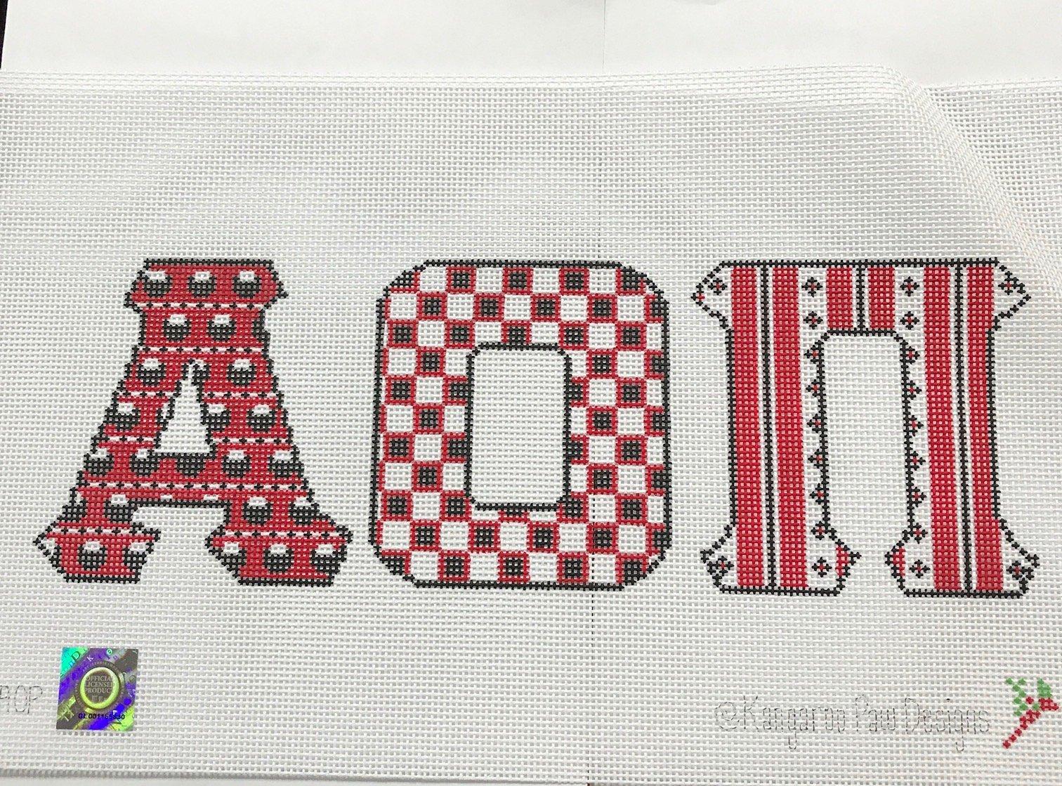 Greek Letters AOPI only