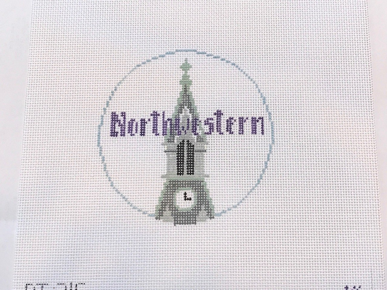 Northwestern College Round