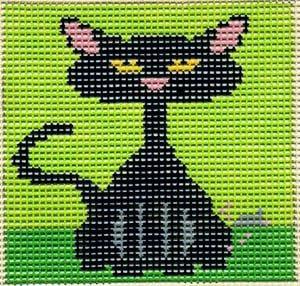 Cat Pillow - KIds Canvas