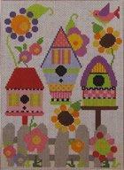 Barbara's Birdhouses