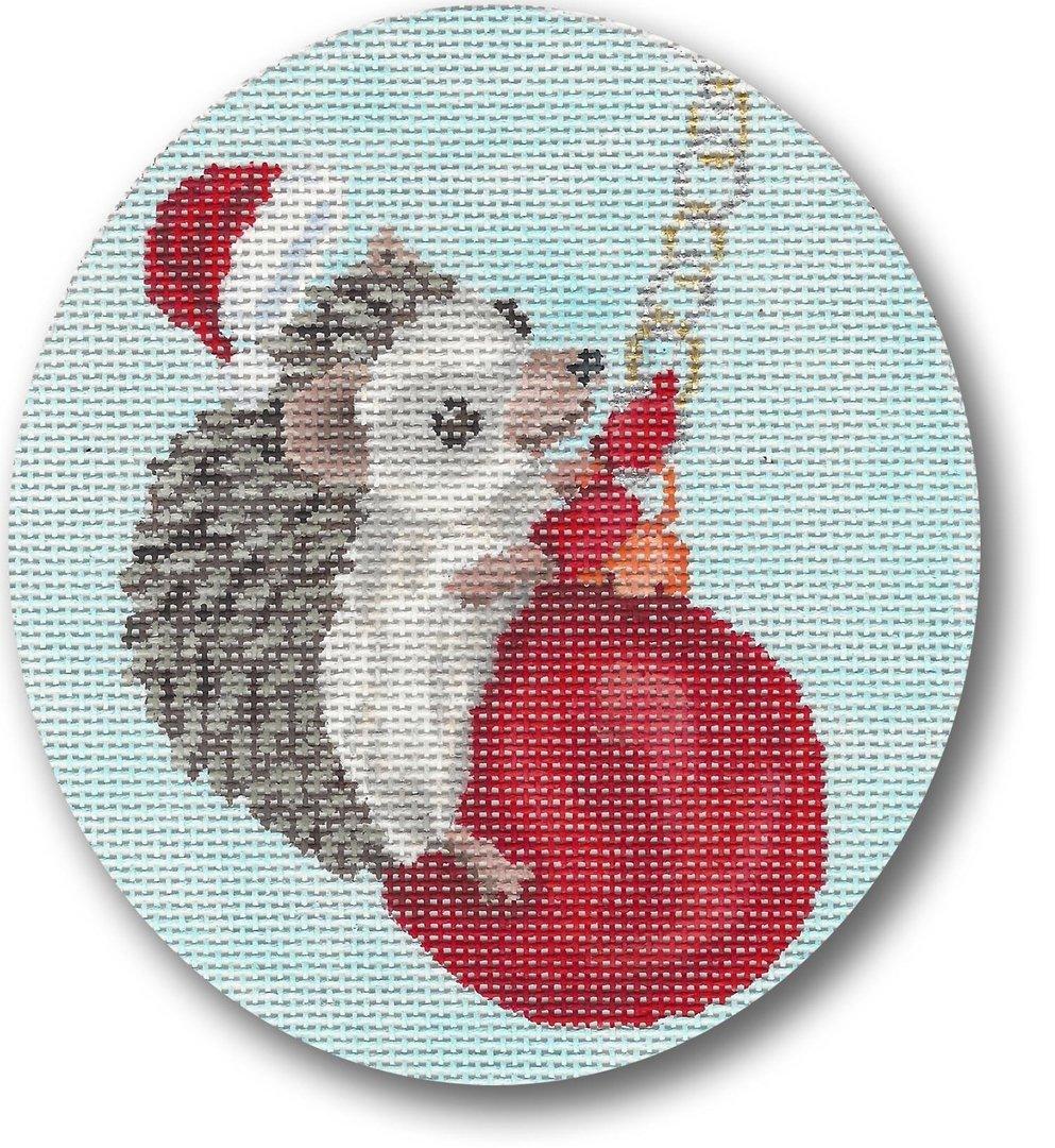 Hedgehog Going for a Ride