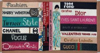 Fashion Books Stitch Guide