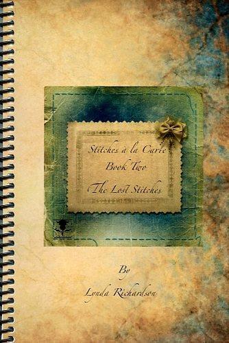 Stitches a la Cart Book: The Lost Stitches