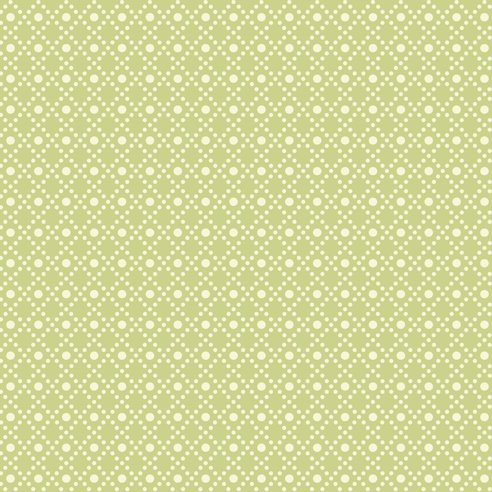 Green Heather Diamond Geo