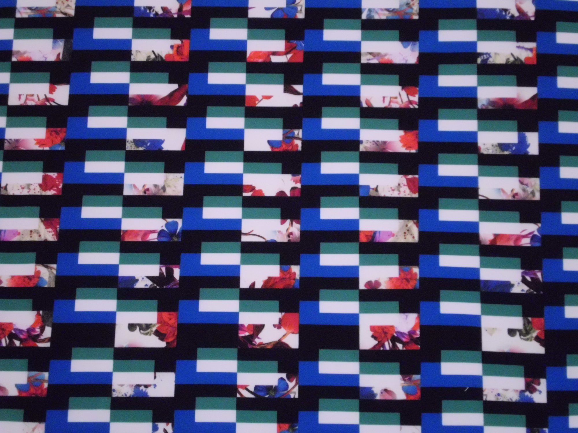 ITY Polyester & Lycra Knit