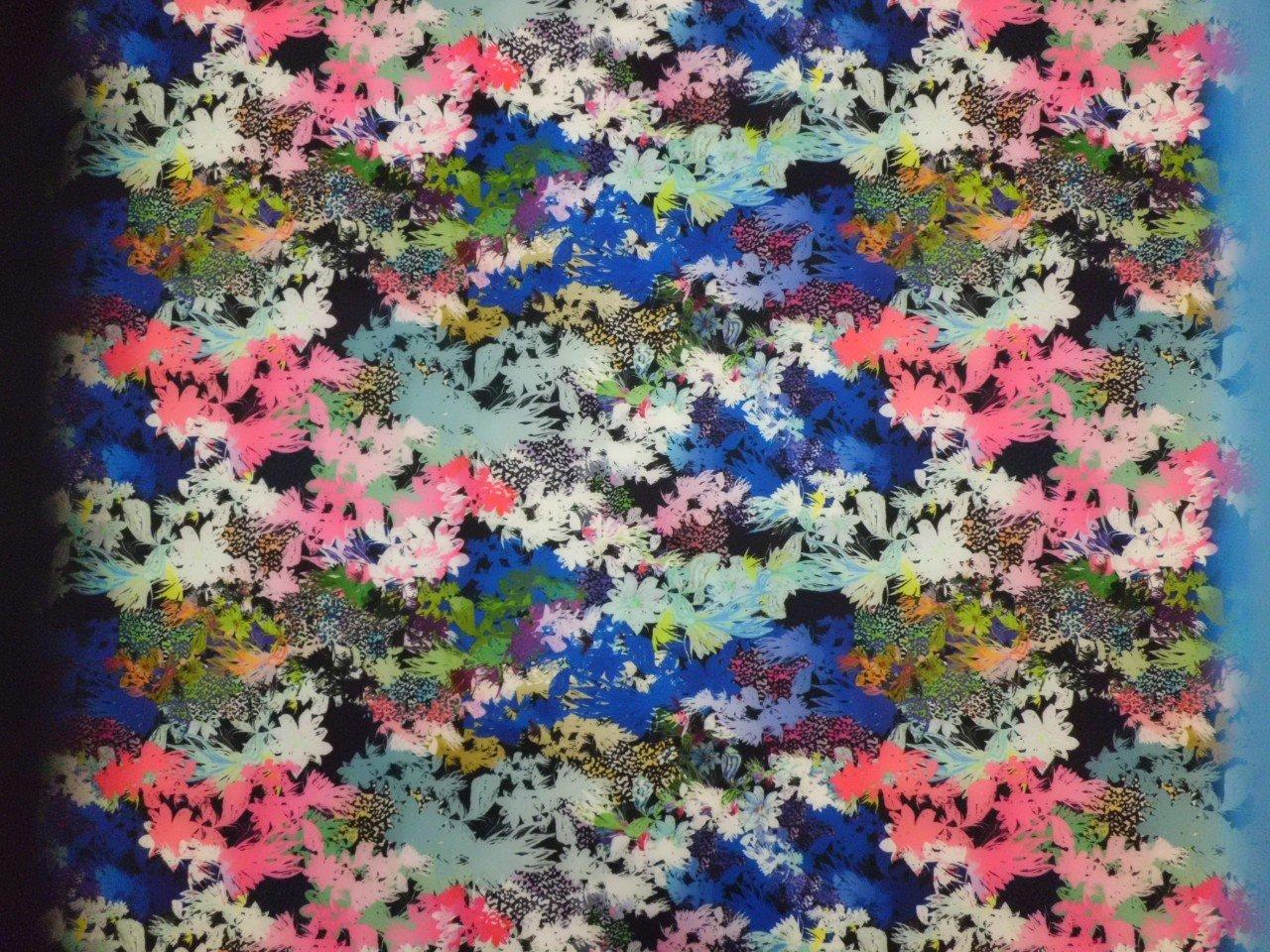 Scuba Knit Print by Milly