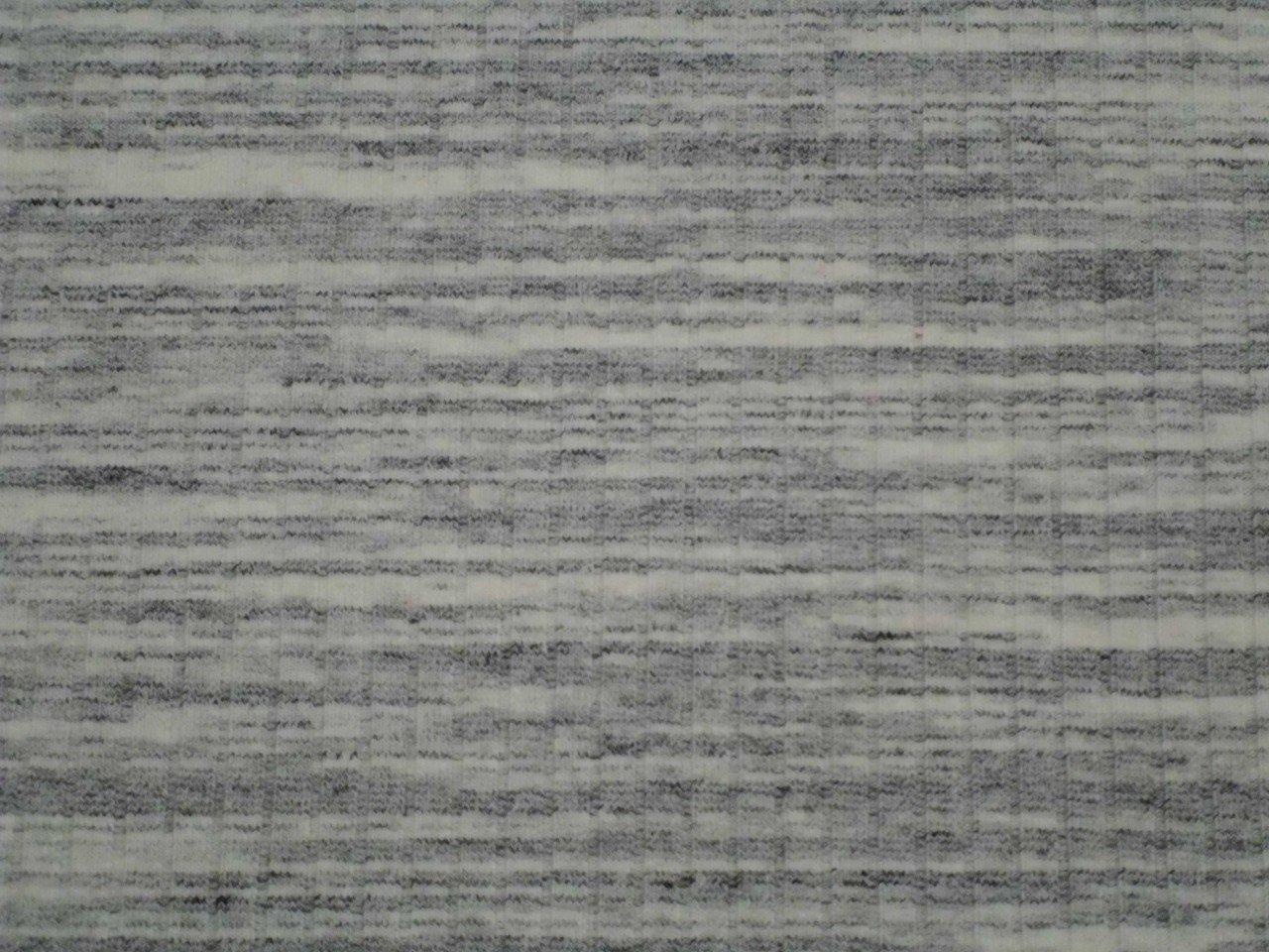 Cotton/Poly/Spandex Rib Knit