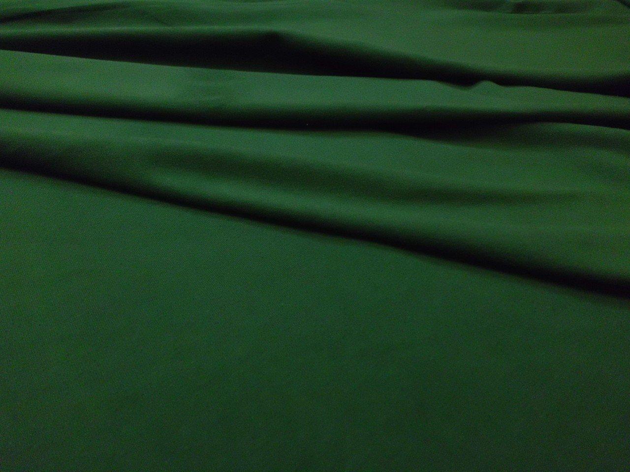 Cotton & Lycra Jersey Knit in Hunter