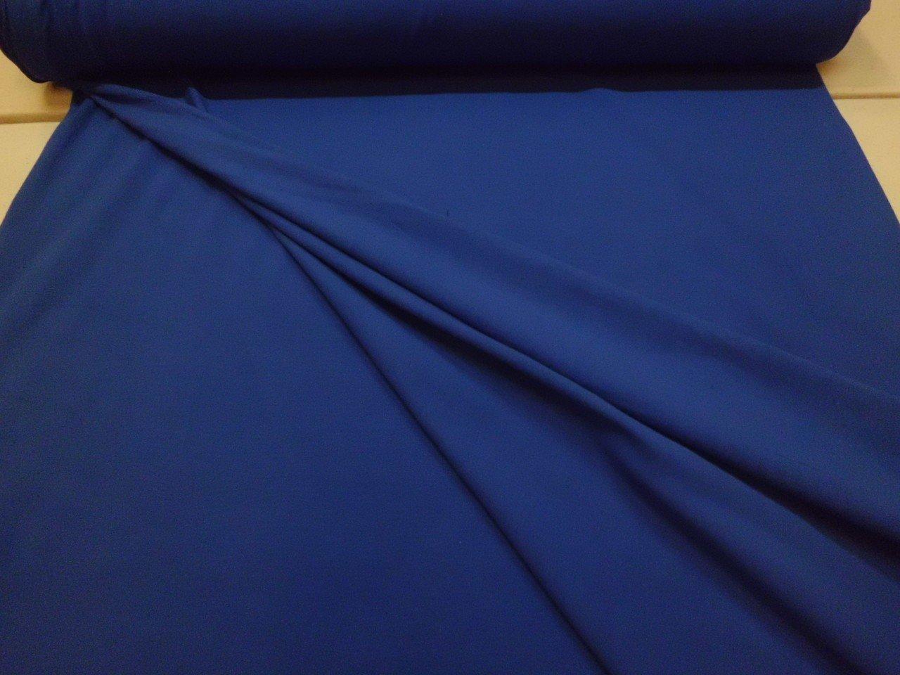 Cotton & Lycra Jersey Knit in Royal