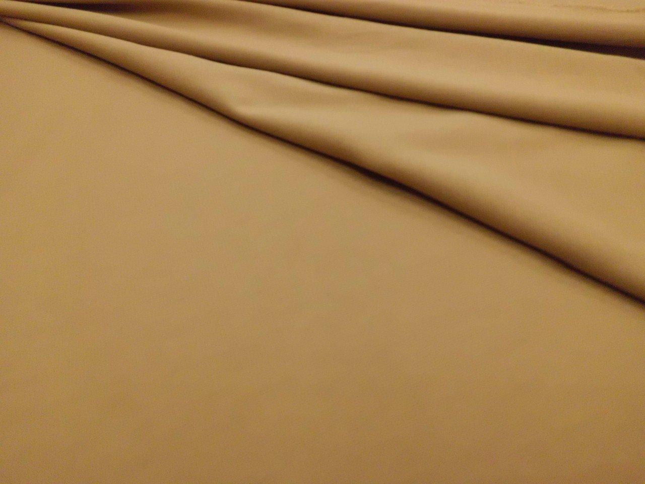 Ponte Knit in Medium Beige
