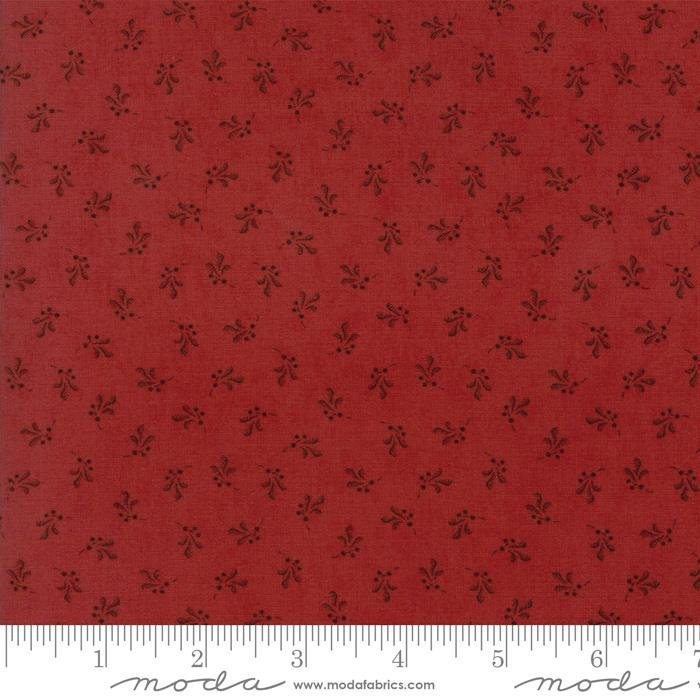 108in Wide Backing -  Collection Compassion Red - Moda - Howard Marcus - 752106359413 - 11128 18