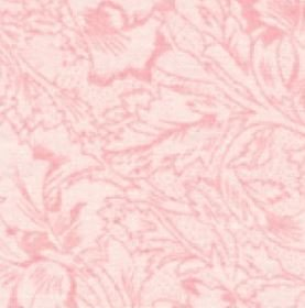 108in Wide Backing - Antique Floral -  Pink Lady - Bernatex - BEN3101W-01 - 714329609867