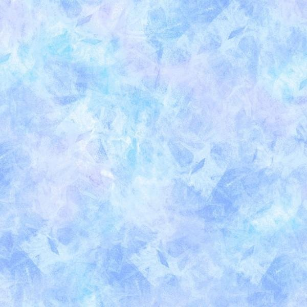 108in - Wide Backing - Arctic Blue - Cracked Ice - Wilmington Prints - 2079