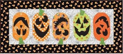 Broomhilda's Bakery - Pumpkins - Kit - Runner - 714329785554 - 1533240167