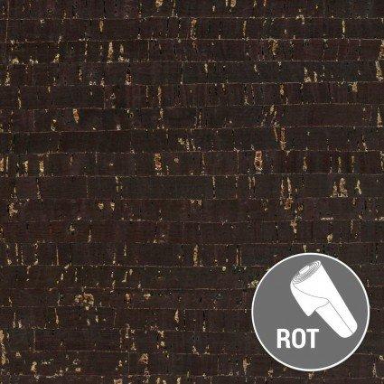 Cork - Metallic - Gold Flecked Black - 27-29 inches wide - Elite - EESCORKM-GOB - 714329916958