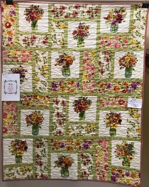 Fresh Picked Sample Quilt