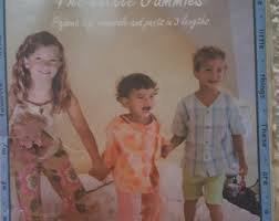 The Little Jammies - Favorite Little Things Pattern Design - Toddler and child pajama pattern - L005
