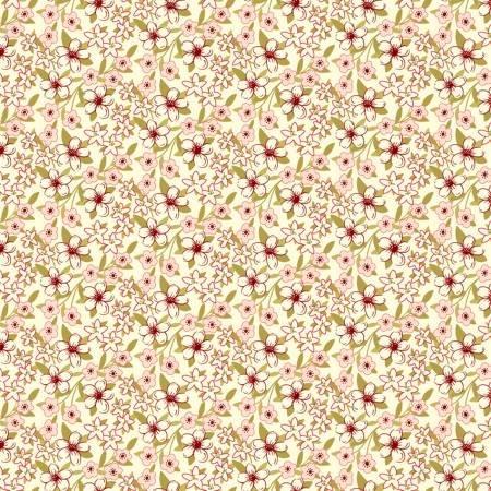 Homestead Life - Apple Blossom Window Box - 51523-3 - Judy Jarvi - Windham Fabrics