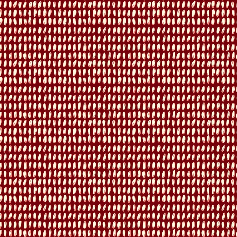 Homestead Life - Burgundy Seeds - 51520-4 - Judy Jarvi - Windham Fabrics
