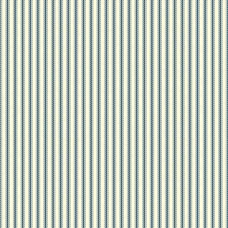 Homestead Life - Navy Ticking Stripe - 51524-7 - Judy Jarvi - Windham Fabrics