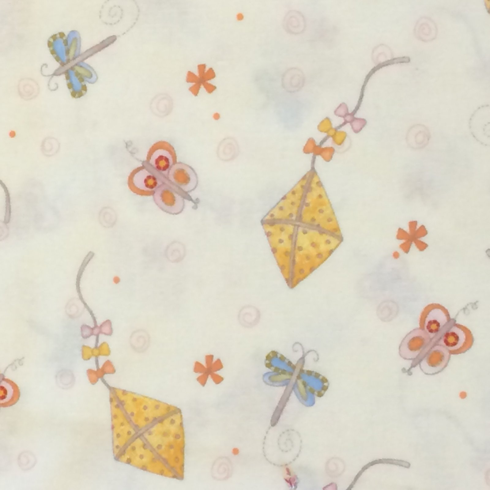 A Beautiful Day - Jacquelynne Steves - Henry Glass -  Kite and Butterfly Print - 9381 44