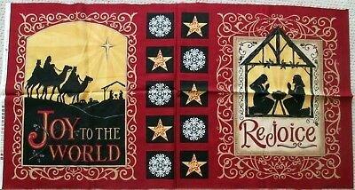 Joy to the World Panel - Deb Strain - Rejoice in the Season