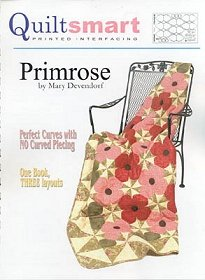 Quiltsmart companion book Primrose bu Mary Devendorf