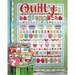 Quilty Fun - Lori Holt - Lessons in Scrappy Patchwork - 9780988174917