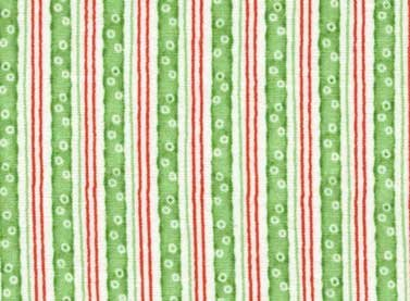 Red Rooster Warm Wishes Collection - Michelle Palmer - green and red striped style #4426  Pattern #24442-GRE1