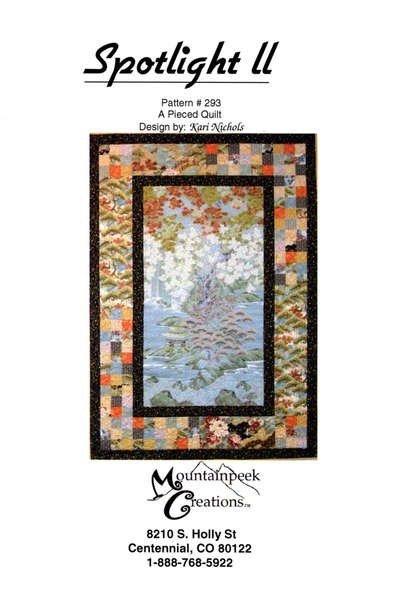 Spotlight 2 pattern by Mountpeek Creations