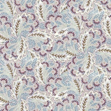 Summer House - Feather Dance Lavender - Liberty Fabrics - Riley Blake - 04775673Z - 889333145950
