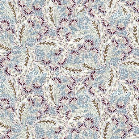 Summer House - Feather Dance Lavender - Liberty Fabrics - Riley Blake - 04775673Z - 889333145950