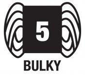 bulky yarn logo