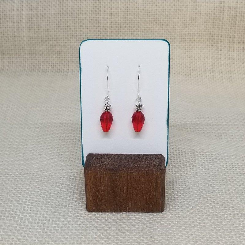 37-Xmas Lights Earrings