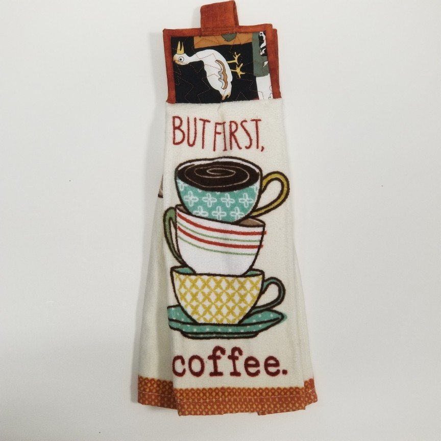 23-Everyday Quilt Kitchen Towels
