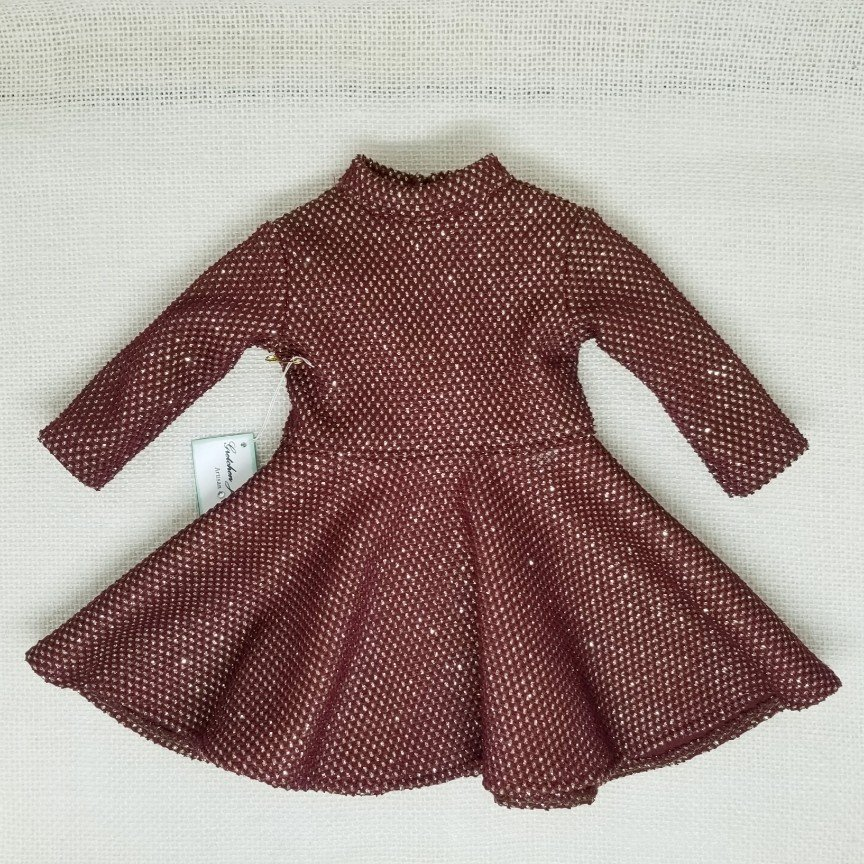 37-Festive Doll Clothes
