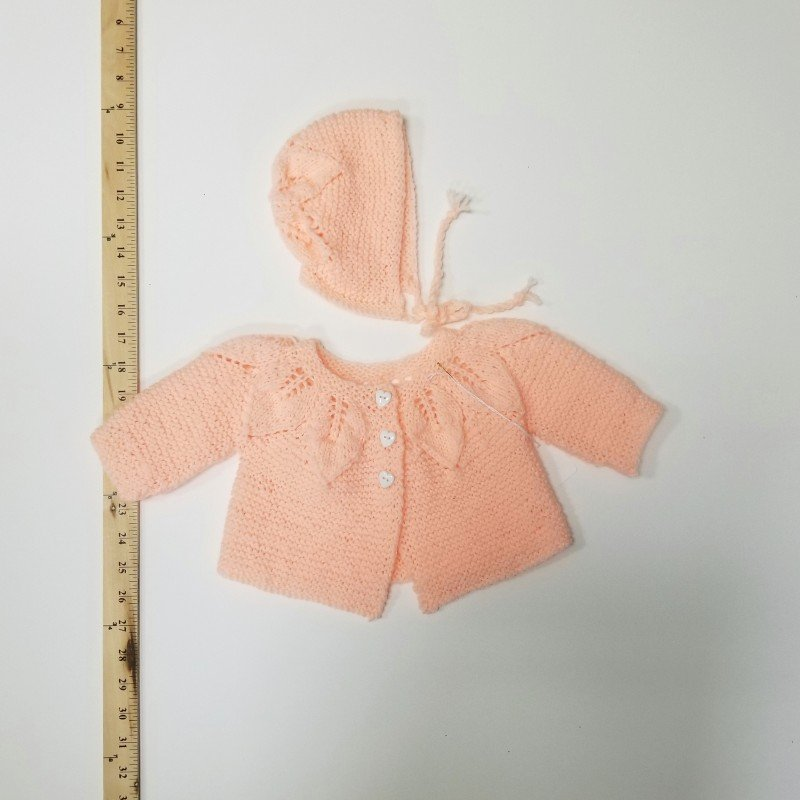 87-Knit Baby Clothes