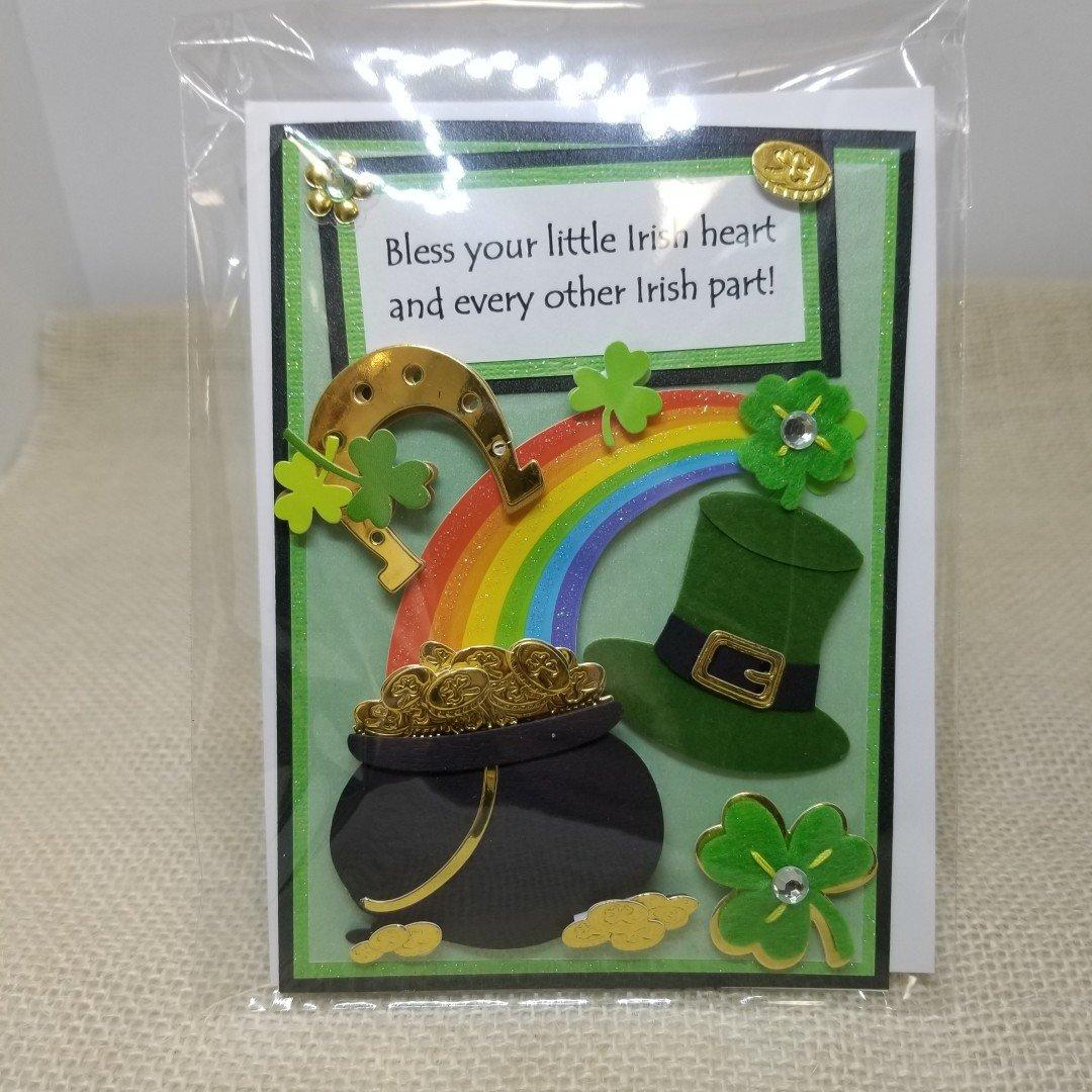 61-St. Patrick Cards
