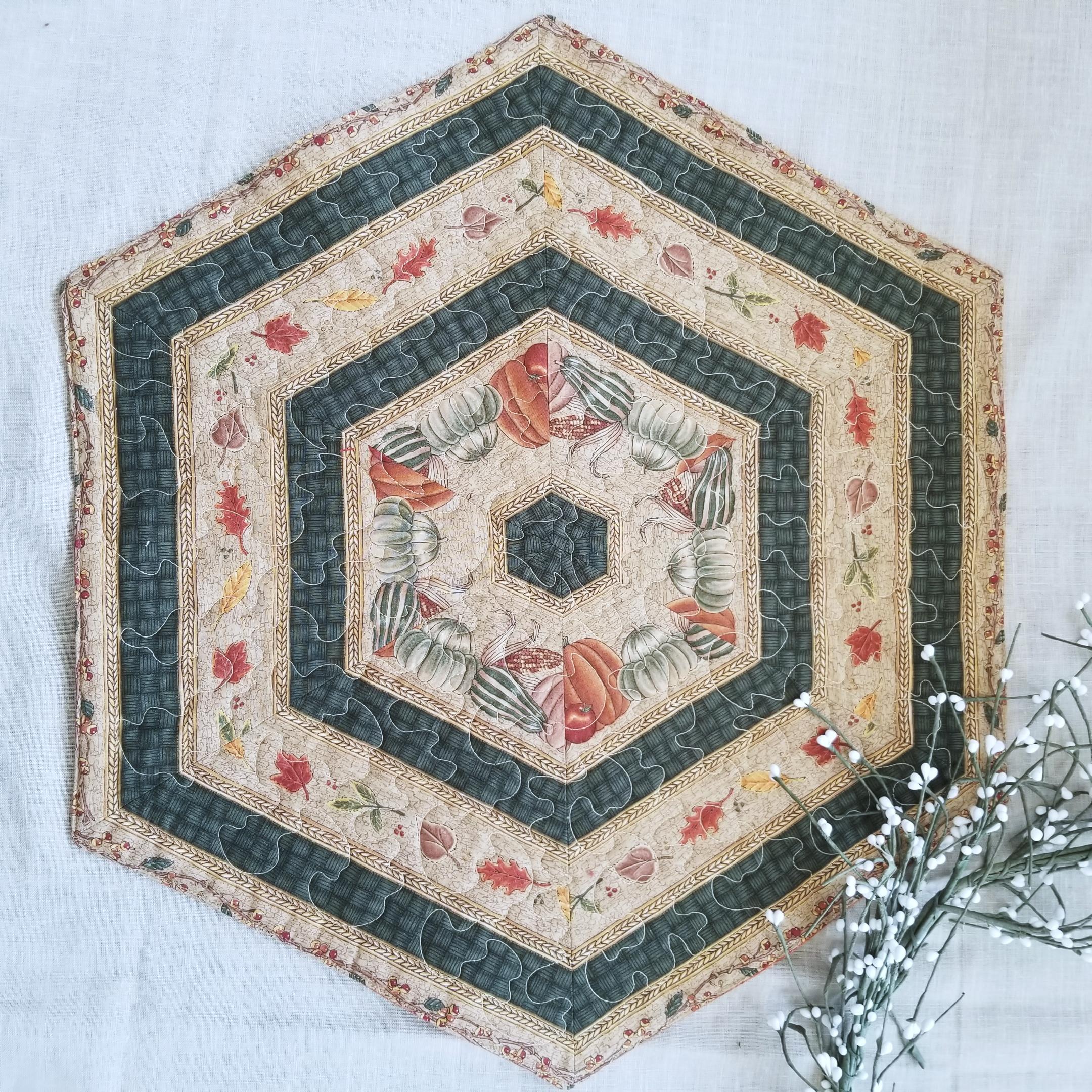 28-Centerpiece Quilts